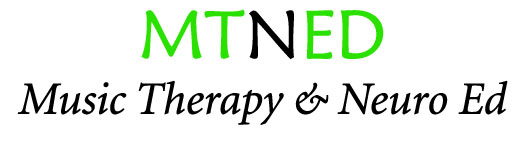 Music Therapy & Neuro Ed Logo